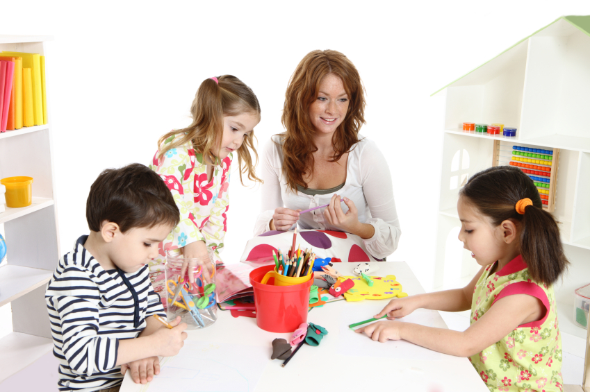 What Are The Benefits Of Arts And Crafts For Kids Blog N Knit